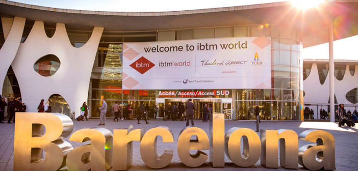 Hosted Buyer program to IBTM World 2016