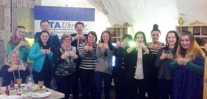 BTA Ukraine принимает гостей из Прибалтики