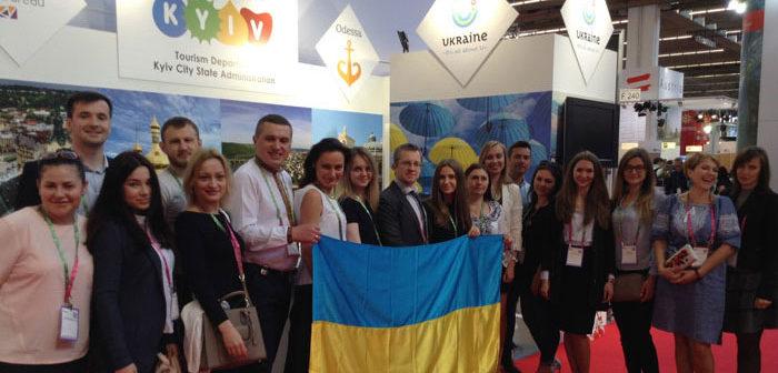 Hosted Buyer of BTA Ukraine на IMEX 2017