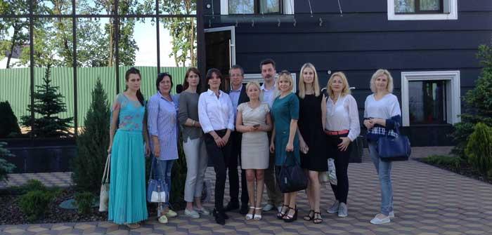 BTA Ukraine знакомит с гостинично-ресторанным комплексом «BAVARIA»