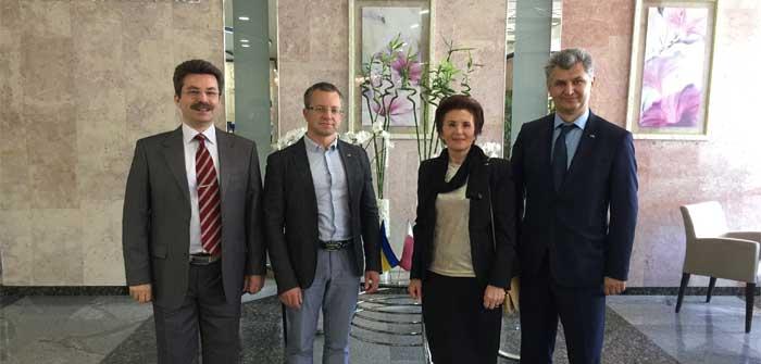 Меморандум с Катарско-Украинским Бизнес Форумом