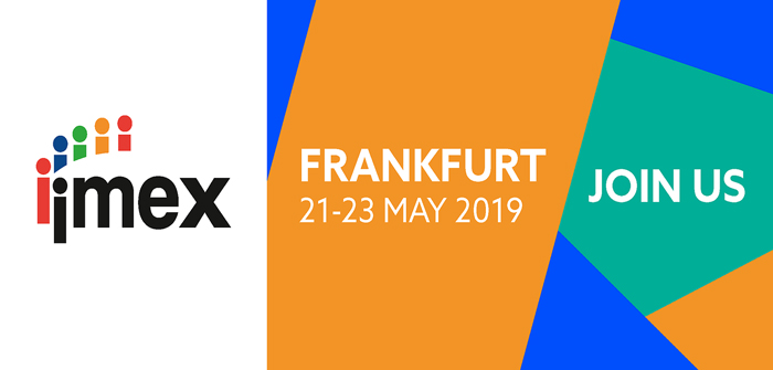 Hosted Buyer program to IMEX 2019