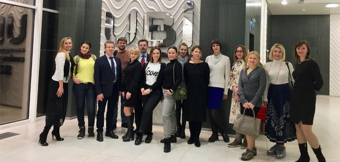 BTA Ukraine знакомит с возможностями локации DN8 и UBI Conference Hall