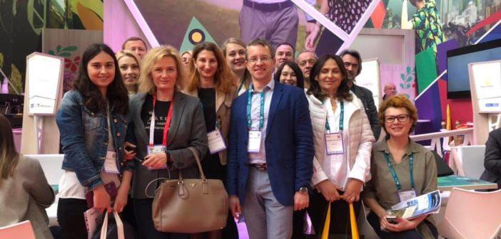 Группа BTA Ukraine на IMEX Frankfurt 2019. Видеоотчет.
