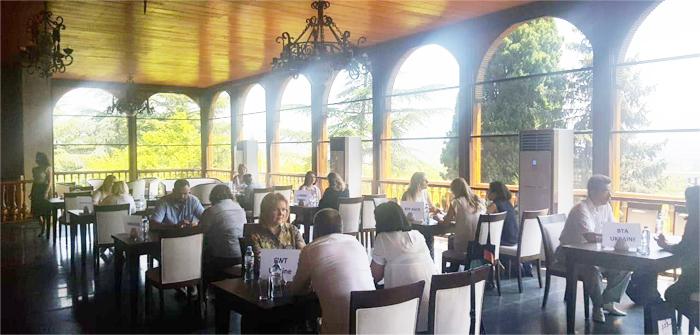 III Форум делового туризма «Грузия-Украина» в Тбилиси